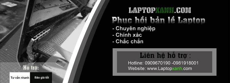 Sửa bản lề laptop TPHCM