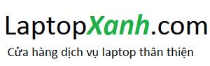 Laptop Xanh