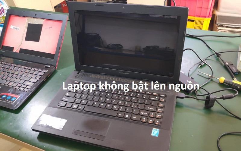 Làm gì khi máy laptop bật không lên nguồn!