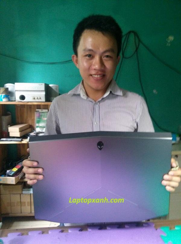 Vệ sinh bảo dưỡng Dell alienware M18
