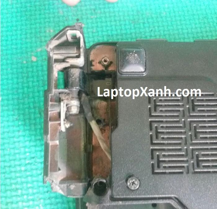 Sửa bản lề laptop Lenovo G580